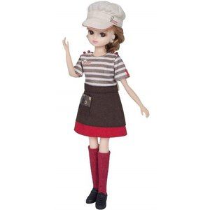 ミスタードーナツショップの店員さんドレスセットです。 お店に合わせて制服もリニューアルしました。 ※...