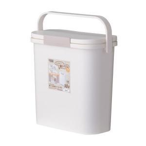 使いたい場所に「置ける」、「運べる」コンパクトな生ゴミバケツ10L   ※※メーカー直送品のため以下...