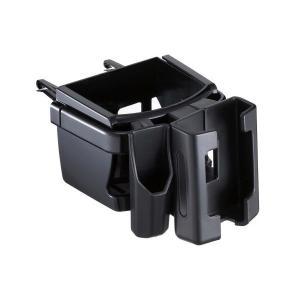 車用 iQOSアイコスホルダー ポケットACホルダー 充電用穴付き iQOSと灰皿同時置きOK Fi...