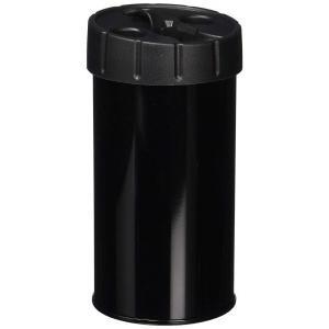 車用灰皿 IQOSスティックが80本入る大容量 ロングタイプでgloの吸い殻もOK ブラック Fiz...