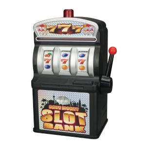 スロットバンク TY-382 友愛玩具 貯金箱 おもちゃ プレゼント plusmart
