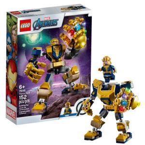 レゴ サノス・メカスーツ  マーベル スーパーヒーローズ  76141 LEGO ブロック おもちゃ プレゼント ギフト plusmart