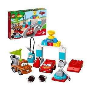 レゴ デュプロ カーズ ライトニング・マックィーンのレースの日 10924 LEGO おもちゃ ギフト プレゼント plusmart