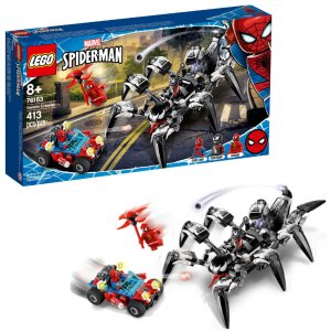 レゴ ヴェノム・クローラー マーベル スーパーヒーローズ  76163 LEGO ブロック おもちゃ プレゼント ギフト plusmart