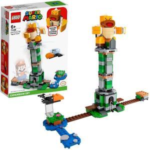 レゴ スーパーマリオ ボスKK の グラグラタワー チャレンジ 71388 LEGO ブロック おもちゃ プレゼント ギフト|plusmart