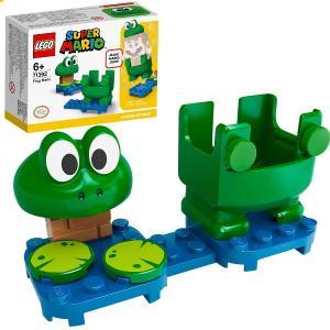 レゴ スーパーマリオ カエルマリオ パワーアップ パック 71392 LEGO ブロック おもちゃ プレゼント ギフト|plusmart