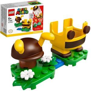 レゴ スーパーマリオ ハチマリオ パワーアップ パック 71393 LEGO ブロック おもちゃ プレゼント ギフト|plusmart