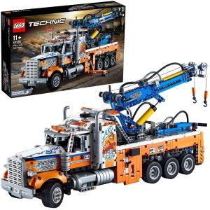 レゴ テクニック 大型レッカー車 42128 LEGO ブロック おもちゃ プレゼント ギフト|plusmart