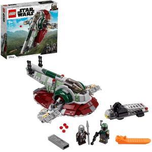 レゴ スター・ウォーズ ボバ・フェットの宇宙船 75312 LEGO ブロック おもちゃ プレゼント ギフト|plusmart