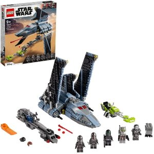 レゴ スター・ウォーズ マローダー・アタック・シャトル 75314 LEGO ブロック おもちゃ プレゼント ギフト|plusmart
