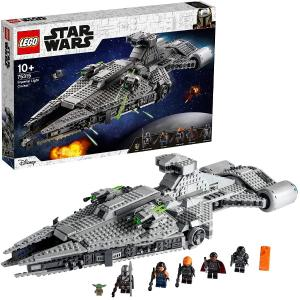 レゴ スター・ウォーズ 帝国軍ライト・クルーザー 75315 LEGO ブロック おもちゃ プレゼント ギフト|plusmart
