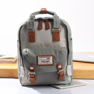 リュック デイパック バックパック 男女兼用 かばん 鞄 カバン bag 通学 通勤 ワインレッド ブラック ネイビー グレー ピンク パープル レッ|plusnao