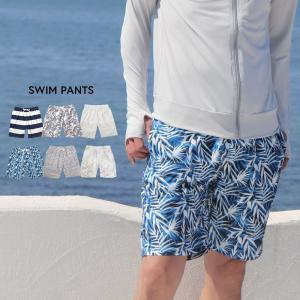 水着 メンズ 男性用 スイムパンツ 海パン 海水パンツ サーフパンツ ビーチパンツ トランクス 短パン スイムウェア スイムショーツ ボードショーツ plusnao