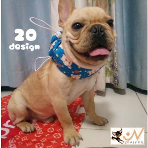 クールネックカバー スカーフ 小型犬 ペット用 カジュアル 布地 コーギー フラミンゴ パイナップル 雄 雌 模様 冷却 かわいい ひんやり 安定感|プラスナオ PayPayモール店