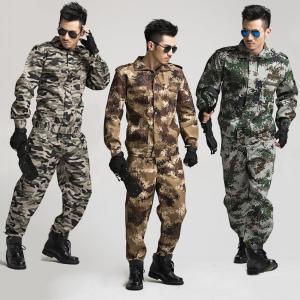 上下セット サバイバルゲーム 戦闘服 タクティカル カモフラージュ 特殊部隊 迷彩服 男女兼用 ユニセックス セットアップ ツーピース サバゲー 通気 plusnao
