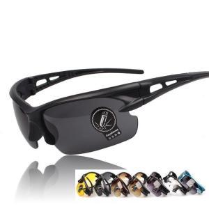 サングラス 釣り 運転 スポーツサングラス UV400 サーモント メンズ スポーティーデザイン 眩しくない 紫外線カット UVカット 紫外線対策 U|plusnao
