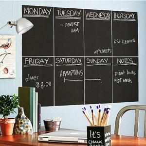 1組8枚入りの黒板ステッカー、チョーク付きです。 壁に貼って便利でおしゃれな部屋に変身させましょう。...