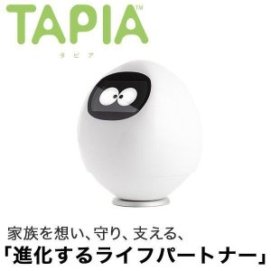 MJI DMM.make ROBOTS Tapia コミュニケーションロボット AI ロボット ロボット 会話 パートナーロボット|plusstyle