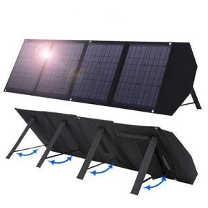 折り畳み式 ソーラーパネル 80w DocoL ポータブル電源対応 SP80W plusworks