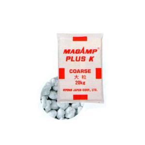 【業務用】 マグァンプ K 大粒 20kg 肥効期間【1年】 6-40-6-15+Fe配合 緩行性肥料 マグアンプK ハイポネックス HYPONeX タ種【代引不可】|plusys