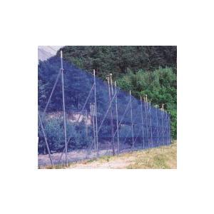 【4巻】 防風ネット 4mm 目合 巾 0.5m×長さ 50m シN直送|plusys