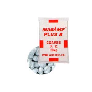 【300kg】 マグァンプ K 大粒 20kg ×15袋 肥効期間【1年】 6-40-6-15+Fe配合 緩行性肥料 マグアンプK ハイポネックス HYPONeX タ種【代引不可】|plusys