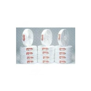 【5巻】エースコード #20 (P.Pコード) 太さ 10mm x 200m 1.5kg巻 白 pp ビニール 荷物 の 荷造り 梱包 紐 新潟エースロープD plusys