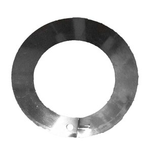 100mm メガネリング ステンレス煙突 シングル イチカワ 金TD|plusys