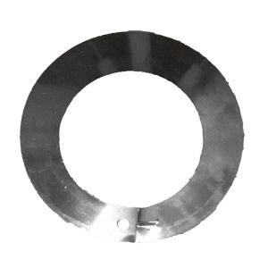 120mm メガネリング ステンレス煙突 シングル イチカワ 金TD|plusys