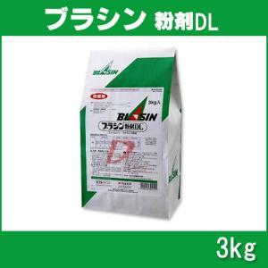 ブラシン粉剤DL 3kg 稲 殺菌剤 農薬 イN【代引不可】 plusys