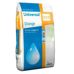 ユニバーゾル 液肥 オレンジ 25kg入 16-5-25 【 ハイポネックス HYPONeX 】 タ種【代引不可】|plusys