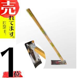 姫鍬 ステンレス 月姫鍬 S-7型 4尺柄付 堤製作所 DNZZ|plusys