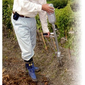 【北海道発送不可】 アルミ 追肥機 ALT-01 2Lペットボトル用 ハナオカ ハオ【代引不可】 plusys