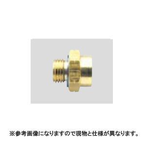 J-2321 ジョイント 男 G1/4 ×女 SW 13.8 [J-2321K] (506012) ヤマホ 工業 防J【代引不可】 plusys