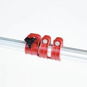 【部品のみ】 ホッカイ棒用部品 NEW 共通ジョイント 直径25〜30mm用 SO-2008 フTD|plusys