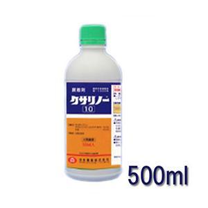 【5個】 展着剤 クサリノー10 500ml 日農 農薬 イN【代引不可】|plusys