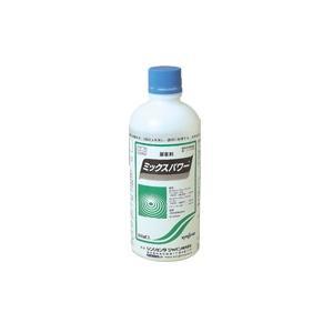 【5個】 ミックスパワー 500ml 展着剤 農薬 イN【代引不可】|plusys