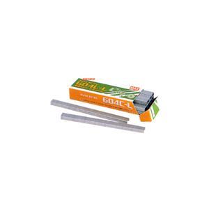 【200箱】【 604C-L 】マックステープナー 用 ステープル 結束荷重が軽い C-Lタイプ 28連(4,800本) ×200箱 カ施【代引不可】 plusys