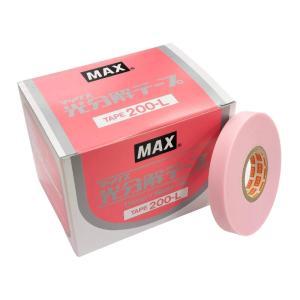 【 30箱×10巻 】【 200-L 】 光分解 テープ マックステープナー 用の 替えテープ カ施【代引不可】 plusys