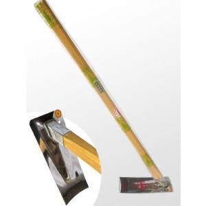 姫鍬 ステンレス 月姫鍬 S-7型 3.1尺柄付 堤製作所 DNZZ|plusys
