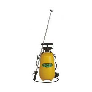 フルプラ ダイヤスプレー プレッシャー式噴霧器 2頭式最長3m伸縮ノズル付き No.7800 金TD|plusys