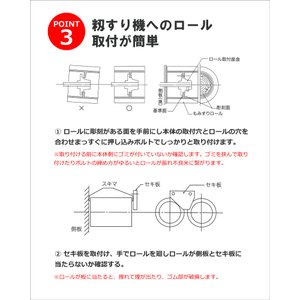 もみすりロール 統合 中 50型 バンドー化学 籾摺り機 ゴムロール シBDPZZ plusys 05