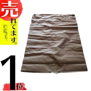 もみがら袋 籾殻袋  樹脂製 (コンテナバッグと同じ素材) 薄茶色 1000×1350mm  コ商DNZ|plusys