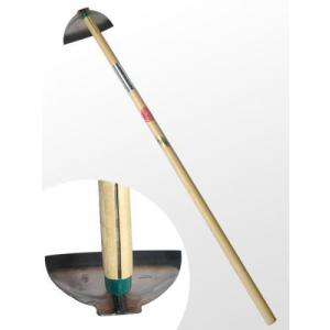 姫鍬 ステンレスホー 4.3尺柄付 堤製作所 DNZZ|plusys