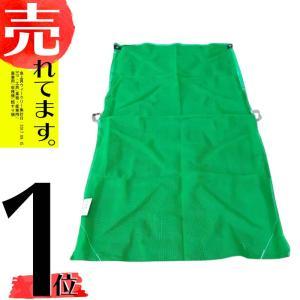 【20枚】 メッシュもみがら袋 950×1700mm 色:グリーン シNDP【代引不可】|plusys