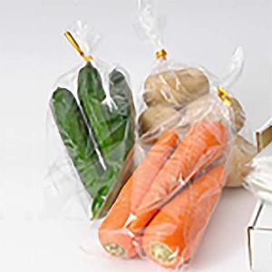 ボードン袋 4穴プラ付 No.10 0.025mm厚×180×270 10000枚入 野菜出荷透明袋 日A【代引不可】|plusys