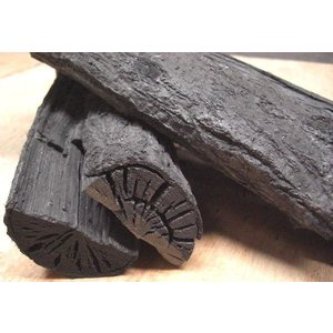 炭 なら木炭 30kg入 国産 plusys