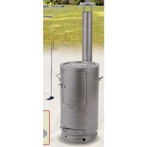 【大型配送】クッキングストーブ OS-0670 かまど 暖炉 屋外専用 サンカ H|plusys