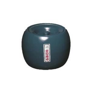 【4個】 三河焼 夏目火消 中 MH0001 径220mm 高さ185mm 火消しつぼ 七輪 しちりん シN|plusys