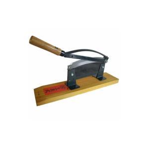 固定式押切器 K-24 松尾刃物製作所 押し切り カッター 三冨D|plusys